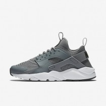 Nike Air Huarache Ultra Cool Grey/White/Black Mens Shoes