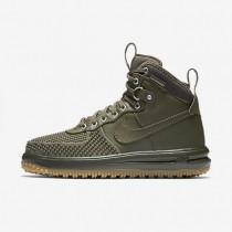 Nike Lunar Force 1 Duckboot Medium Olive/Gum Light Brown/Cargo Khaki/Medium Olive Mens boot Shoes