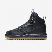 Nike Lunar Force 1 Duckboot Dark Obsidian/Gum Light Brown/Dark Obsidian Mens boot Shoes