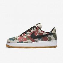 Nike Air Force 1 07 LV8 String/White/Gum Light Brown/Black Mens Shoes