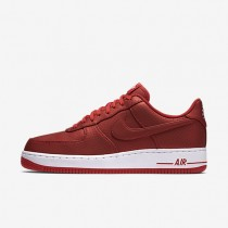 Nike Air Force 1 07 LV8 Action Red/White/Action Red Mens Shoes