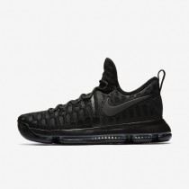 Nike Zoom KD 9 Black/Anthracite/Black Mens Basketball Shoes
