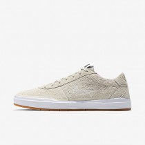 Nike SB Bruin Hyperfeel x Quartersnacks Birch/Space Pink/Black/White Mens Skateboarding Shoes