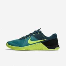 Nike Metcon 2 Rio Teal/Midnight Turquoise/Black/Volt Mens Training Shoes