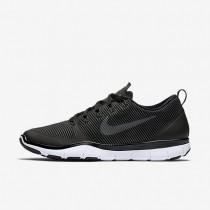 Nike Free Train Versatility Black/White/Black Mens Training Shoes