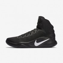 Nike Hyperdunk 2016 Black/White Mens Basketball Shoes