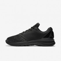Jordan Trainer ST Black/Dark Grey/Black Mens Training Shoes