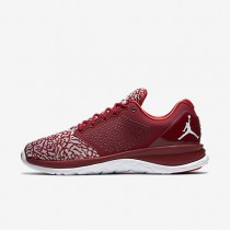 Jordan Trainer ST Gym Red/Light Crimson/White Mens Training Shoes