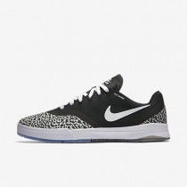 Nike SB Paul Rodriguez 9 'Road Pack' Black/White Mens Skateboarding Shoes