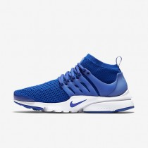 Nike Air Presto Ultra Flyknit Racer Blue/White/Total Crimson/Racer Blue Mens Shoes