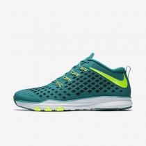 Nike Train Quick Rio Teal/Black/Volt Mens Training Shoes