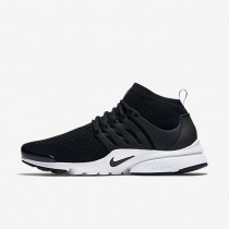 Nike Air Presto Ultra Flyknit Black/White/Electro Green/Black Mens Shoes