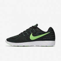 Nike LunarTempo 2 Black/Green Stone/White/Rage Green Mens Running Shoes