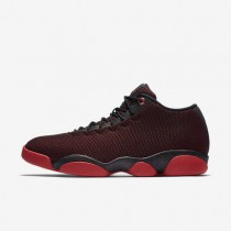 Jordan Horizon Low Black/White/Metallic Silver/Gym Red Mens Shoes