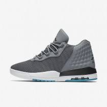 Jordan Academy Cool Grey/Pure Platinum/Blue Lagoon/Black Mens Shoes