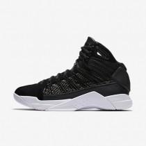 Nike Hyperdunk Lux Black/Metallic Gold/Sail/Black Mens Basketball Shoes