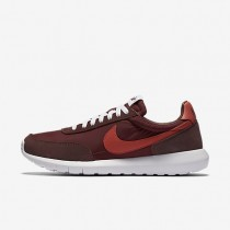Nike Roshe Daybreak Red Earth/White/Safety Orange/Sienna Mens Shoes