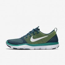 Nike Free Train Versatility Midnight Turquoise/Rio Teal/Hyper Jade/White Mens Training Shoes