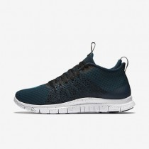 Nike F.C. Free Hypervenom 2 Midnight Turquoise Mens Shoes