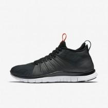 Nike F.C. Free Hypervenom 2 Black/White/Total Crimson/Black Mens Shoes