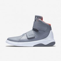 Nike Marxman Stealth/Hot Lava/White/Stealth Mens Shoes