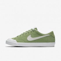 Nike SB Zoom All Court CK Treeline/White/Light Bone Mens Skateboarding Shoes