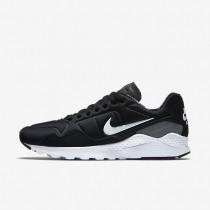 Nike Air Zoom Pegasus 92 Black/Dark Grey/White Mens Shoes