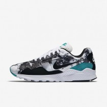 Nike Air Zoom Pegasus 92 White/Rio Teal/Black/Wolf Grey Mens Shoes
