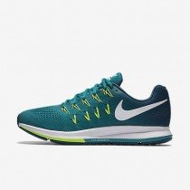Nike Air Zoom Pegasus 33 Rio Teal/Midnight Turquoise/Volt/White Mens Running Shoes
