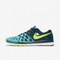 Nike Train Speed 4 Hyper Jade/Midnight Turquoise/Black/Volt Mens Training Shoes