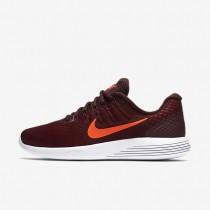 Nike LunarGlide 8 Night Maroon/Noble Red/Black/Total Crimson Mens Running Shoes
