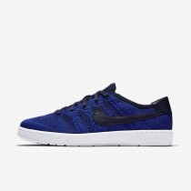 Nike Court Tennis Classic Ultra Flyknit College Navy/Racer Blue/White/College Navy Mens Shoes