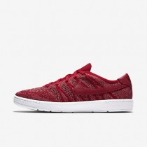 Nike Court Tennis Classic Ultra Flyknit Gym Red/Team Red/Sail/Gym Red Mens Shoes
