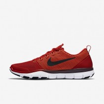 Nike Free Train Versatility University Red/Night Maroon/Black/Black Mens Training Shoes