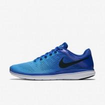 Nike Flex 2016 RN Racer Blue/Blue Glow/White/Black Mens Running Shoes