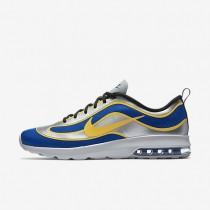Nike Air Max Mercurial 98 Racer Blue/Metallic Silver/Black/Varsity Maize Mens Shoes