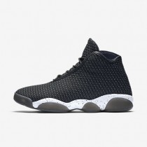 Jordan Horizon Black/Dark Grey/White Mens Shoes