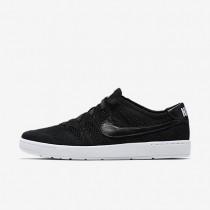 Nike Court Tennis Classic Ultra Flyknit Black/White/Dark Grey/Black Mens Shoes