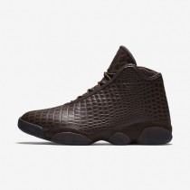 Jordan Horizon Premium Baroque Brown/Infrared 23/Metallic Gold Mens Shoes
