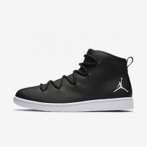 Jordan Galaxy Black/White Mens Shoes