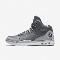 Jordan Flight Tradition Cool Grey/Wolf Grey/White Mens Shoes