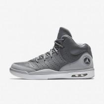 Jordan Flight Tradition Cool Grey/Wolf Grey/White Mens Shoes