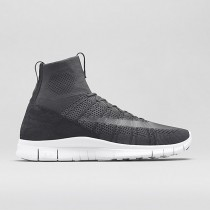 Nike Free Mercurial Superfly Dark Grey/Summit White/Wolf Grey Mens Shoes