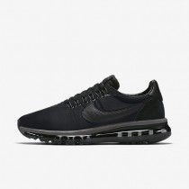 Nike Lab Air Max Zero LD x fragment Black/Black/Light Graphite/Black Mens Shoes