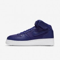 Nike Lab Air Force 1 Mid Concord/Concord/White Mens Shoes