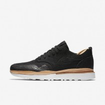 Nike Lab Air Safari Royal Black/Black/Vachetta Tan/Black Mens Shoes
