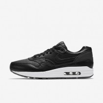 Nike Lab Air Max 1 Pinnacle Black/Black/Black/White Mens Shoes