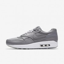 Nike Lab Air Max 1 Pinnacle Wolf Grey/Wolf Grey/Metallic Silver/Wolf Grey Mens Shoes
