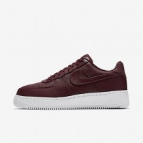 Nike Lab Air Force 1 Low Night Maroon/Night Maroon/White/Night Maroon Mens Shoes
