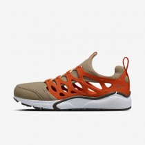 Nike Lab Air Zoom Chalapuka Vachetta Tan/Vachetta Tan/Safety Orange/White Mens Shoes
